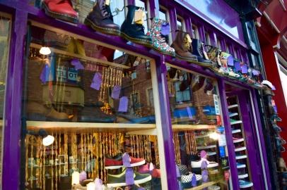 Shoe shop! Adores