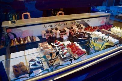 Just another Patisserie Valerie shop window 🍰