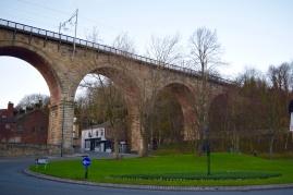 Cool train bridge?