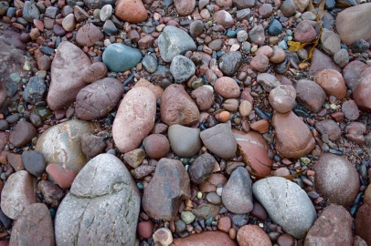 Rocks (picked one up for you David)