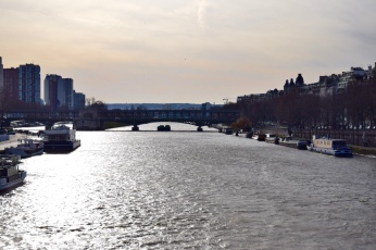 Afternoon on the Seine