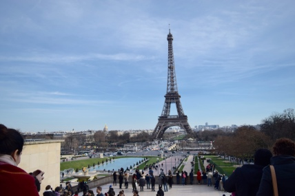 Taken from Palais de Chaillot