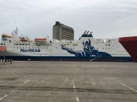 Super Scottish Ship